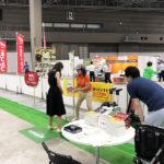 2018年9月16日  東京ビッグサイトでつなぐ-en-システム株式会社さん主催のイベントが開催