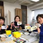 2018年12月11日<br>佐藤商事株式会社様 笑手紙教室開催