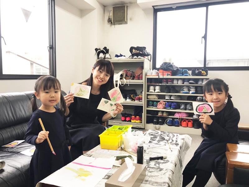 春の笑手紙教室